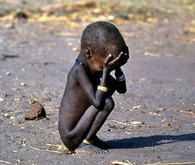La scarsità di cibo e acqua in Kenya