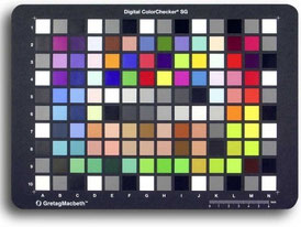 Puhlmann Cine GmbH - ColorChecker® Digital SG
