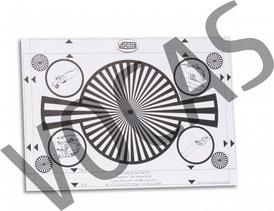 Puhlmann Cine GmbH -Backfocus / White Card