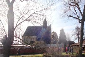 Kirche in Jauern