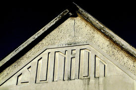 L'Union sur un pignon-Picquiçgny- Ph: Patrice Lenne