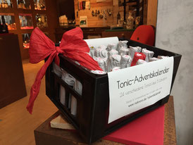 Tonic-Adventskalender