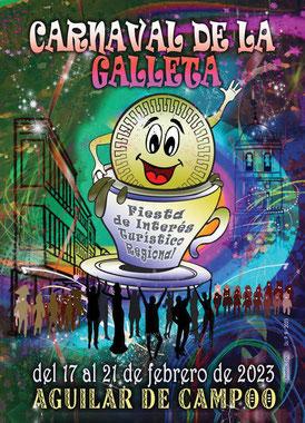 Fiestas en Aguilar de Campoo Carnaval de la Galleta