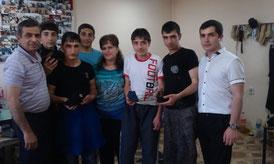 Projekt - Schuhmacherei für Jugendliche