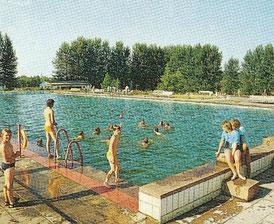 Gadebuscher Schwimmbad (Ansichtskarte ca. 1975)