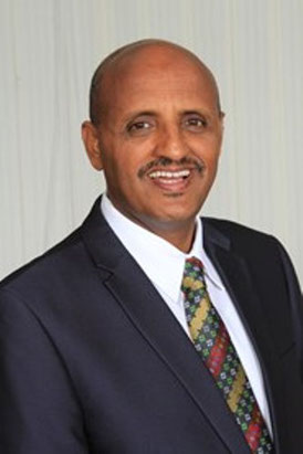 ET CEO Tewolde GebreMariam sees Addis Ababa in growing competition with Dubai in terms of cargo throughput -  photo: ET
