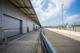 VG Cargo's new facility has direct access to Hahn's apron  /  source: VG Cargo