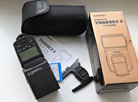 YongNuo YN-568 EX II Speedlite