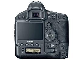 Canon EOS 1D X mark II (с сайта компании)