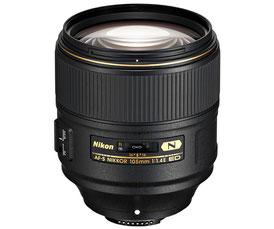 Nikon Nikkor 105/1.4 ED (с сайта компании)