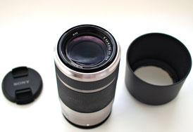 Sony E 55-210/4.5-6.3 OSS