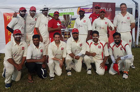 Winning Swiss team at the ODI in Prague