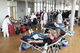 Blutkonserven-Vorrat dank 14.700 Soforthelfer in Bayern stabilisiert