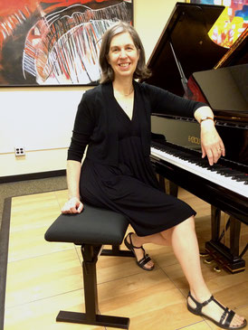 Joann S. Richardson, Music Instructor