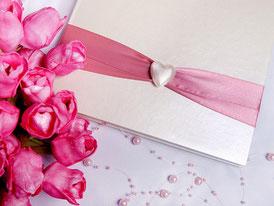 Hochzeitsfarben Pastellrosa