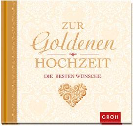 Glückwünsceh zur Goldenen Hochzeit