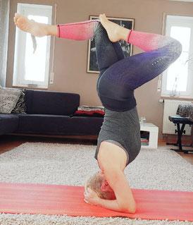 Yoga-Coach Christine Neu Rielasingen