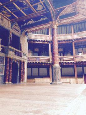 Théâtre du Globe. Source Joêlle Latissière