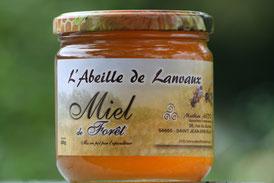 miel de forêt du morbihan bretagne abeille ruche apiculure