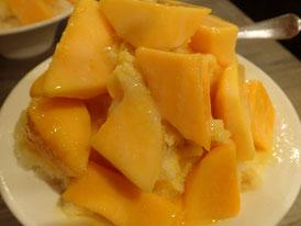 綠豆蒜啥咪 台北 おすすめマンゴーかき氷 菜ちゃんのページ