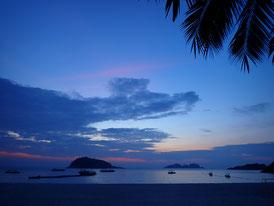 マレーシア レダン島 クアラトレンガヌー 菜ちゃんのページ
