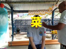 フィリピーン シキホール島 ボロボロ 黒魔術 菜ちゃんのページ