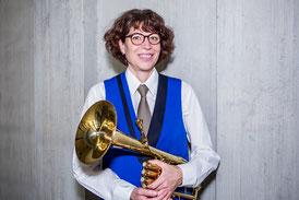 Beat Meier - 2. Es-Horn - Brass Band MG Oberrüti