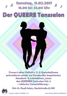 Der Queere Tanzsalon Dresden
