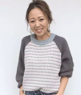 石垣島のウェディングヘアメイクアーティスト 宮城真奈美
