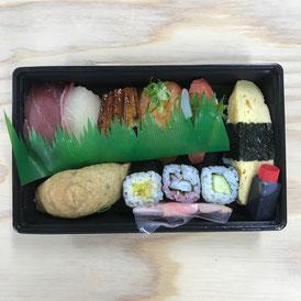 ととすしさんのお寿司
