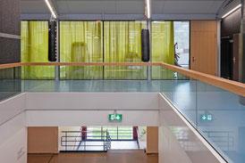 Hopf & Wirth Architekten BBW Berufsbildungsschule Winterthur Umbau Erweiterung Turnhalle Rennweg