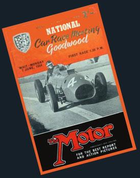 BARC Formula 1 Race  19 de abril de 1954