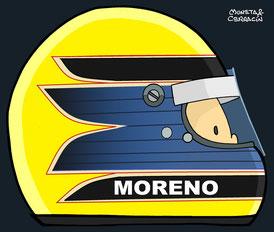 Roberto Moreno by Muneta & Cerracín
