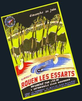 Grand Prix de Rouen-les-Essarts 1953