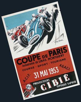 Coupe de Printemps de 1953 Coupe de Paris