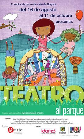 Teatro al parque 2015