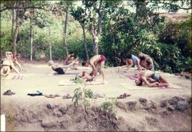 "GOA VAGATOR / Rolf's outdoor ""Shala"" 1999"