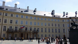 Prager Burg, Neuer Königspalast