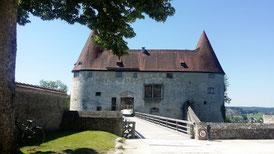 Burg Burghausen, 2. Hof, Georgstor