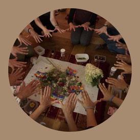 Zeremonien, Rituale, Despacho-Zeremonien, Hochzeitszeremonie