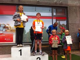 1. Platz für Grete Pahl (4a)