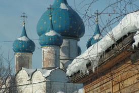 Kreml von Susdal
