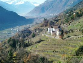 St. Peter Ortsteil von Dorf Tirol