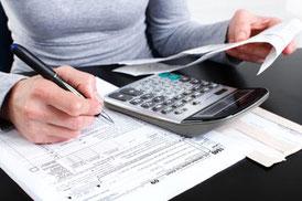 real estate lists-calculation aid-mezzanine
