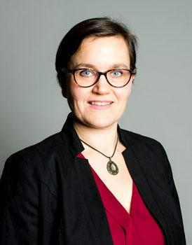 Karen Leppien im Beratungskollektiv