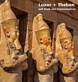 Bildband Luxor-Theben, Reisebildband, Reiseführer