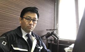 鹿児島仮設機械株式会社 迫田剛 足場 仮設