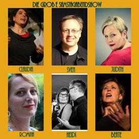 Improneta Improtheaterfestival Berlin Varia Vineta