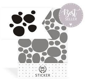 Sticker | Wandsticker - Tupfen | Flecken | Dots