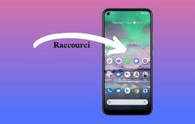 Raccourci bureau Android (2)